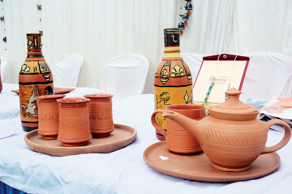 Terracotta Clay Online Shopping And Decoration