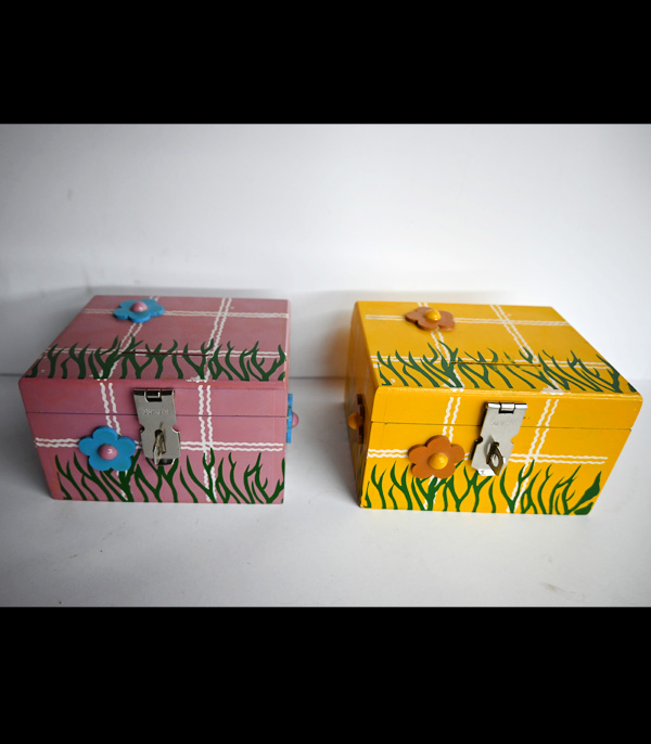 Wooden Craft Wooden Money Box Select Your Color